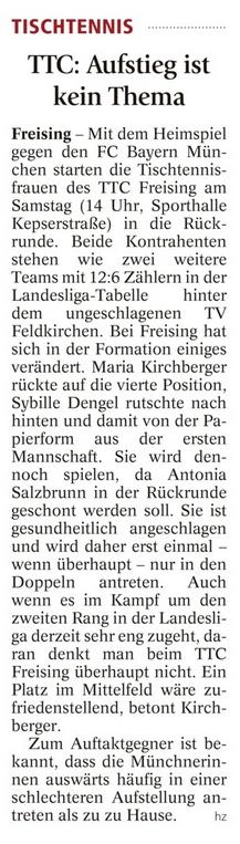 TTC Freising-Lerchenfeld